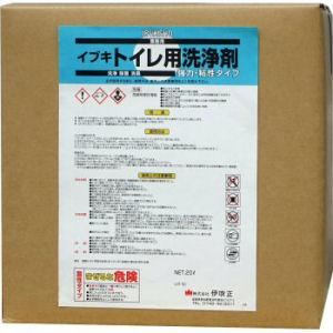 イブキトイレ用洗浄剤 20L 酸性 [強力・粘性タイプ]