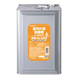 サラヤ ヨゴレトレールFII [51210] 18kg 油汚れ用洗浄剤 ※代引き不可※【送料無料】