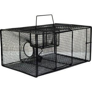 ネズミ捕獲器 A type NO.102 R-07 畜産施設のネズミ対策に【送料無料】