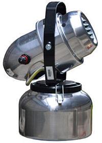 電動噴霧器 マイクロジェット7401 [ULV・ミスト兼用型] 殺虫剤・消臭剤・除菌剤の空間噴霧から残留噴霧まで!高性能噴霧機 【送料無料】