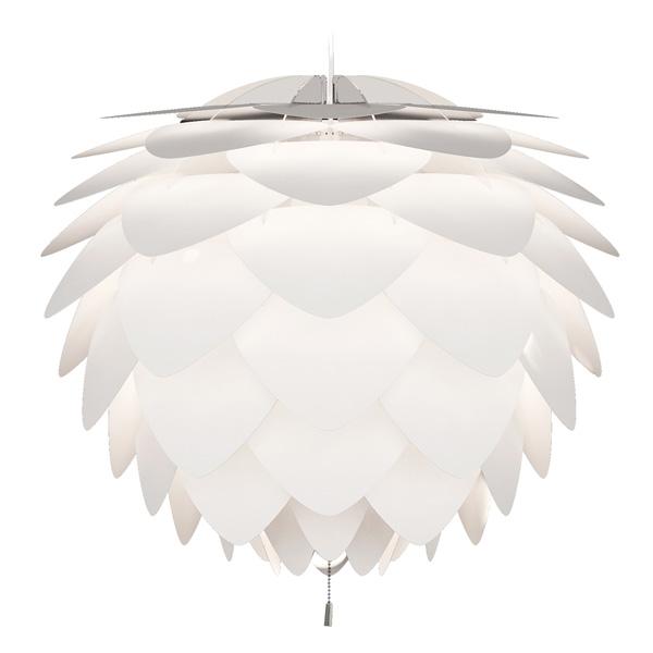 VITA SILVIA 照明 ペンダントライト(シーリングライト)3灯 コードカラー ホワイト【Th】
