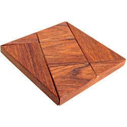 대응! NOB PUZZLE Euclid (퍼즐 유클리드) 귀한 나 무용 목재 퍼즐의 대표 작