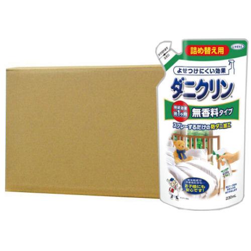 ダニクリン 無香料タイプ 詰め替え用 230ml××24個ケース UYEKI(ウエキ)