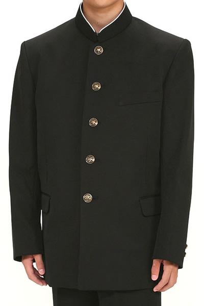 アウトレット 学生服  上着King Dash全国標準型東レ生地使用の日本製 ポリエステル100% YA体(A体より少しスリム)