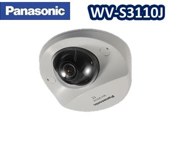 WV-S3110J Panasonic HDネットワークカメラ-屋内対応-新製品パナソニック【新品】