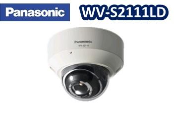 WV-S2111LD Panasonic HDネットワークカメラ 屋内タイプ H.265【送料無料】【新品】