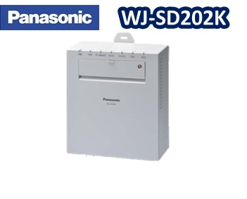 WJ-SD202K パナソニックネットワークSDカードレコーダー 【新品】【送料無料】