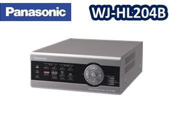 【在庫あり】WJ-HL204B パナソニック Panasonic CCTVカメラ用デジタルディスクレコーダー 【新品】【送料無料】