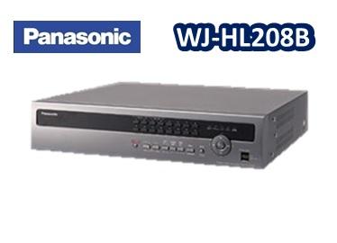 WJ-HL208B パナソニック Panasonic CCTVカメラ用デジタルディスクレコーダー 【新品】【送料無料】