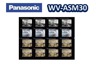 WV-ASM30 パナソニック カメラソフトウェア【ライブ画専用パッケージ】