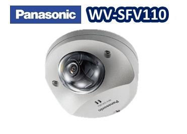 【生産完了】WV-SFV110 Panasonic HDネットワークカメラ-屋外対応-新製品-送料無料-パナソニック新品