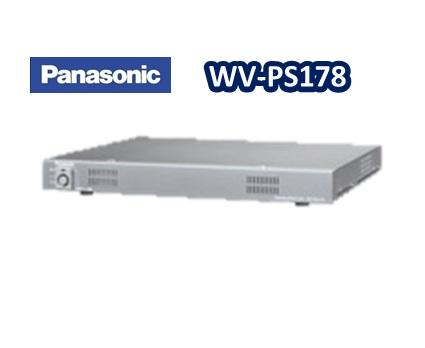 【生産完了】WV-PS178 テルックカメラ8台用カメラ駆動ユニット (500m以内)【送料無料】【新品】