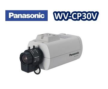 WV-CP30V パナソニック カラーテルックカメラ【送料無料】【新品】レンズ付