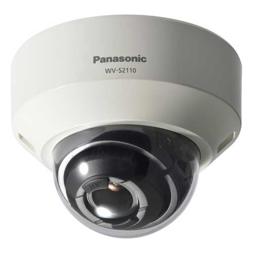 WV-S2110RJ Panasonic HDネットワークカメラ 屋内タイプ H.265【送料無料】【新品】