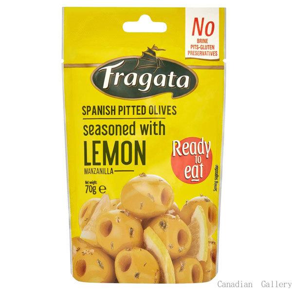 3袋 フラガタ 入荷予定 半額 グリーンオリーブ レモン メール便配送 代引不可 ポスト投函 70g