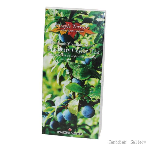 ブルーベリーティー 20箱 15ティーバッグ セイロン紅茶にブルーベリーの香り 甘くないのでクッキーと相性抜群