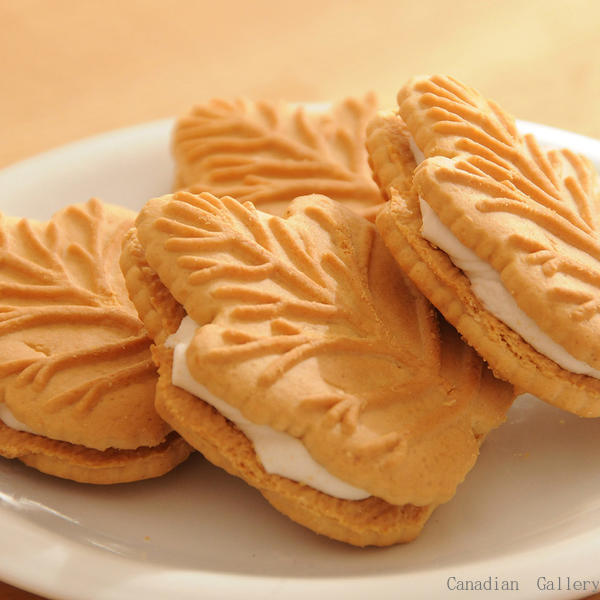 Image result for maple leaf cookies