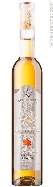 【市場限定】送料無料 カナダアイスワイン ライフ グランドリザーブ リースリング Reif Grand Reserve Riesling 375ml【限定品 高級 デザートワイン プレゼント】