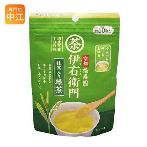 〔クーポン配布中〕宇治の露製茶 伊右衛門 インスタント緑茶 40g 36個入