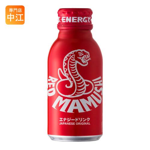 日興薬品 レッドマムシ 100ml ボトル缶 60本 (30本入×2 まとめ買い)〔炭酸飲料〕