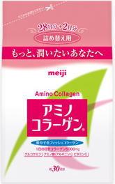 Meiji Seika aminokoragen refill 214 g-20 bag [amicore powder type]