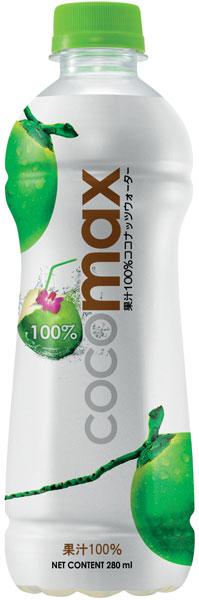 코 맥스 cocomax 280ml 애완 동물 24 개입 × 2 대량 구매 〔 100% Coconut Water Isotonic Drink. 코코넛 워터 〕