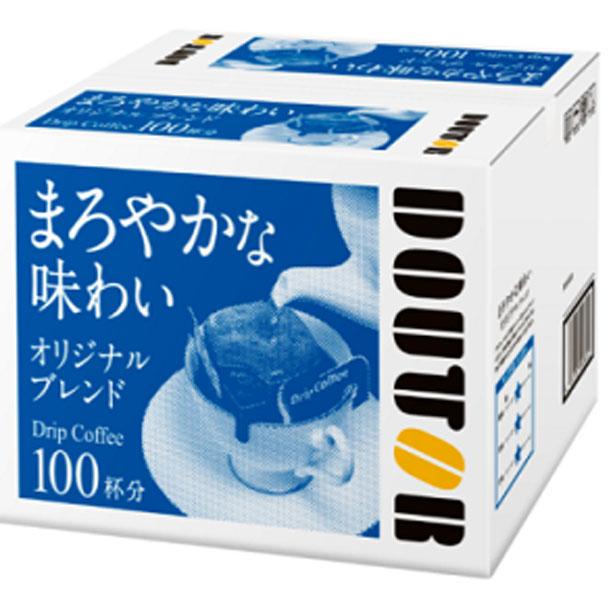 토토 루 커피 드립 커피 오리지널 블렌드 100 잔 들어가고 〔 드립 커피 한 잔가지고 드립 팩 doutor 일반 커피 〕
