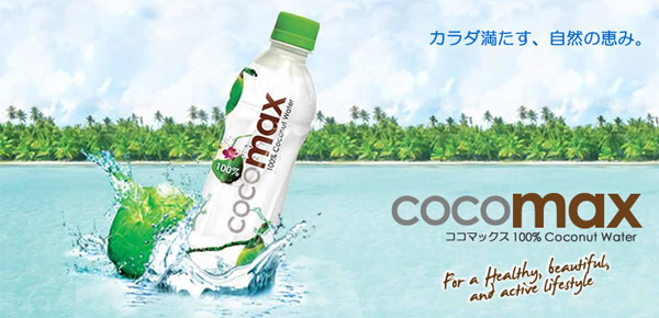 [during coupon distribution] 48 here max cocomax 280 ml plastic bottles (24  Motoiri *2 bulk buyings)