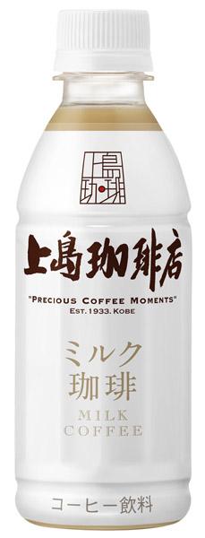 UCC 윈드워드 제도 커피 업체 우유 커피 270ml 애완 동물 24 개입 〔 커피 음료 〕