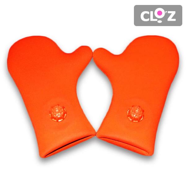 クロッツ やわらか湯たんぽ 手用タイプ 【送料無料】 ウェットスーツ ゆたんぽ ウェットスーツ 履く湯たんぽ CLOZ Clo'z クロッツ