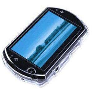 [送料無料]プレイステーションポータブル go 液晶画面保護シートも付いてくるSony PlayStation Portable go(PSP-N1000)専用クリスタルカバーケース+液晶保護シート豪華セット 大切なPSPgoを埃や傷汚れから守るクリア仕様 外観を損なわず本体をカバー/デコ用にも使用可能