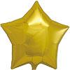 女の子のお誕生日 正規激安 男の子のお誕生日パーティーにぴったりなパーティーバルーン バルーンブーケにぴったり ゴールドスター 代引き不可 ヘリウムガス無し