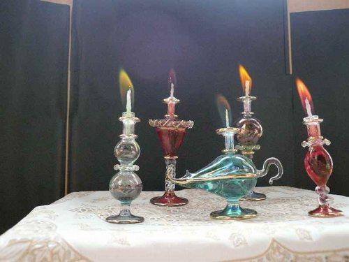 アラジン 魔法のランプ 通販 クリスマス イベントに 超目玉 ec-bp-44 カラーオイルランプ マジックコロナ