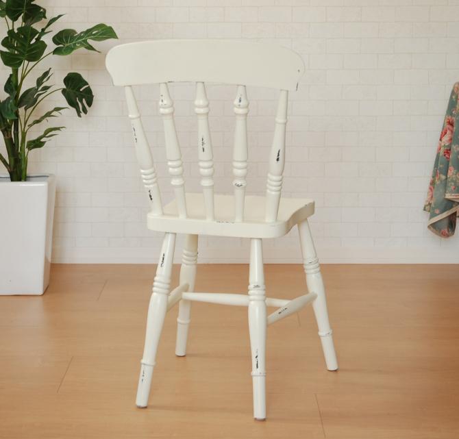 ... Chair antique chair Dining Chair review 500 yen OFF CC-0005 white oak  oak oak ... - Canffy Rakuten Global Market: Chair Antique Chair Dining Chair