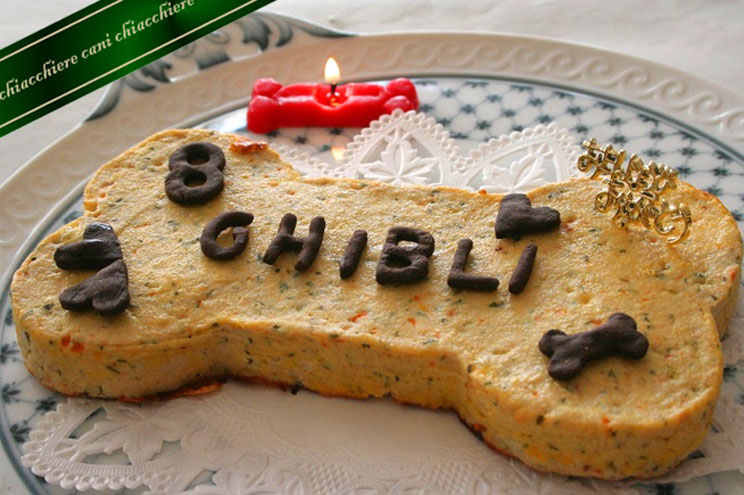 Cani Cake L For Dogs Cake Dog Cake Dog