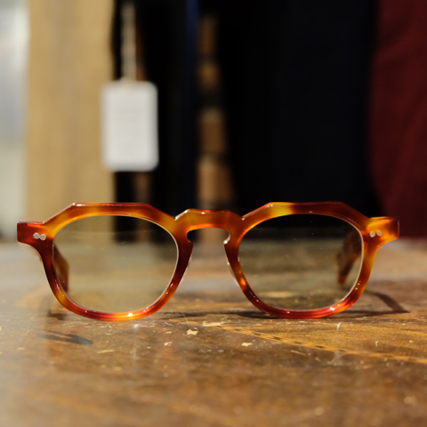 "DRESS HIPPY""Bespoke Special eye wear""Model:Bourbon RED べっ甲柄【DRESS HIPPY】(ドレスヒッピー)正規取扱店(Official Dealer)Cannon Ball(キャノンボール)【あす楽対応】"