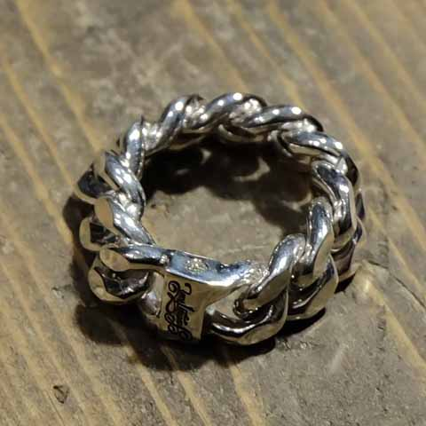 "SEVENTY FOUR ""WIDE CHAIN RING"" (세분티포) 정규 취급점(Official Dealer) Cannon Ball (캐논 볼)"