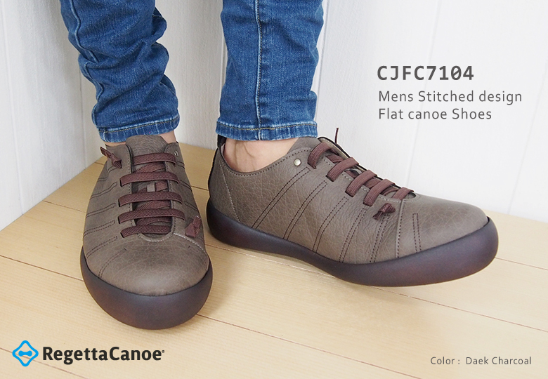 Regatta canoe shoes / CJFC7104 / 2015 fall/winter new / men's Canoe flat shoes / canoe regatta / dealer