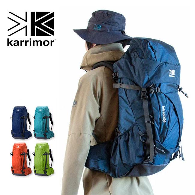 カリマー イントレピッド40 タイプ3 karrimor intrepid type3 メンズ リュック リュックサック バックパック ザック