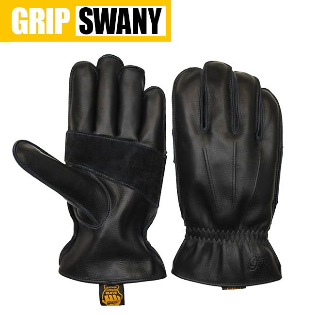 グリップスワニー G-6B(G6B)レザーウィンターモデル(ボア付き)GRIP SWANY ウィンターモデル インナーボア レザーグローブ 本革 GLOVE レザー 手袋 グローブ ウォータープルーフ ライダーグローブ スワニー バイク