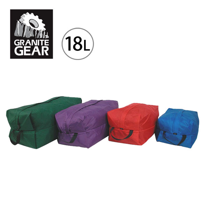 グラナイトギア ジップサック L  GRANITE GEAR スタッフバッグ 防水 超軽量 ハンドルループ 丈夫 トラベル 登山 キャンプ アウトドア ZIPPSAK
