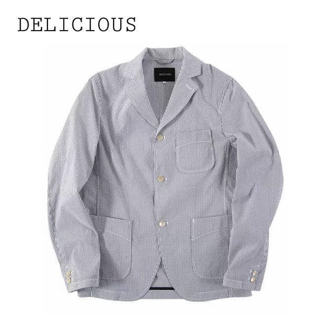 デリシャス DELICIOUS リラックスジャケット 【送料無料】 【正規品】ジャケット 男性 メンズ カジュアル RELAX JACKET