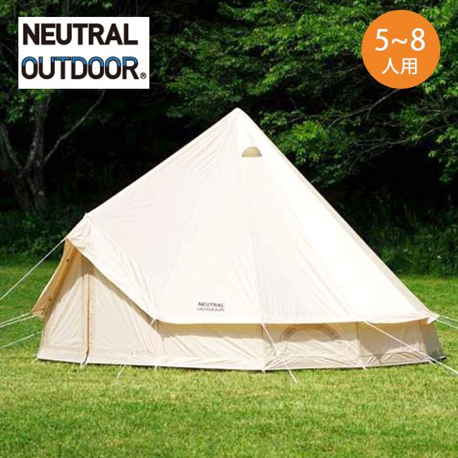 【キャッシュレス 5%還元対象】ニュートラルアウトドア GEテント 4.0 【送料無料】 【正規品】NEUTRAL OUTDOOR テント インナールーム キャンプ アウトドア GE Tent