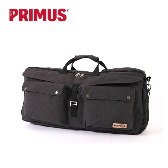プリムス トゥピケ/キンジャ用ケース PRIMUS 収納ケース バーナー 収納ポケット P-C738025 <2019 春夏>