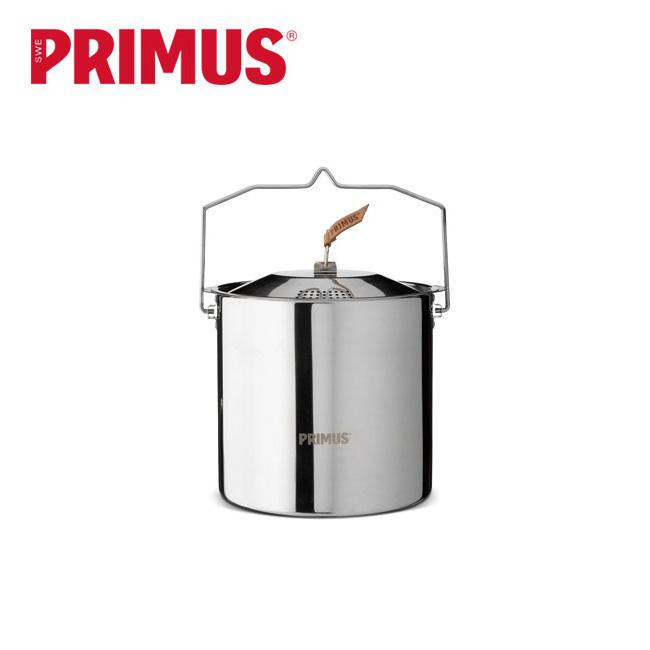 プリムス キャンプファイア ステンレスポット 5LPRIMUS 鍋 ポット 調理器具 P-C738005 <2018 春夏>