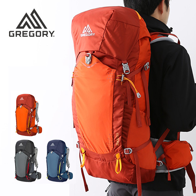 グレゴリー ズール35 GREGORY ZULU 35 ザック リュックサック バックパック 登山用ザック 35L <2018 秋冬>