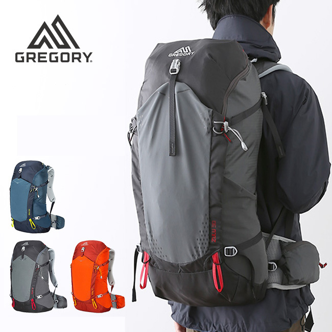 30 liters of Gregory Z30 rucksack (GREGORY Z) rucksack | Rucksack | Rucksack | Trekking | Mountain climbing | 30L| Rakuten | OUTDOOR | グッツ | Backpack | Commuting | Attending school | Trip | Travel | Men's | Lady's