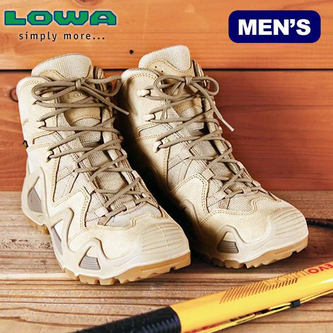 ローバー ゼファー ゴアテックス ミッド タスクフォース 【送料無料】 【正規品】LOWA 靴 登山靴 トレッキング 男性 メンズ