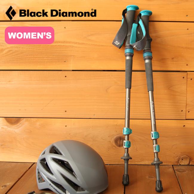 ブラックダイヤモンド 【ウィメンズ】トレイルプロショック Black Diamond TRAIL PRO SHOCK レディース トレッキングポール トレイル ポール 4シーズン <2018 春夏>