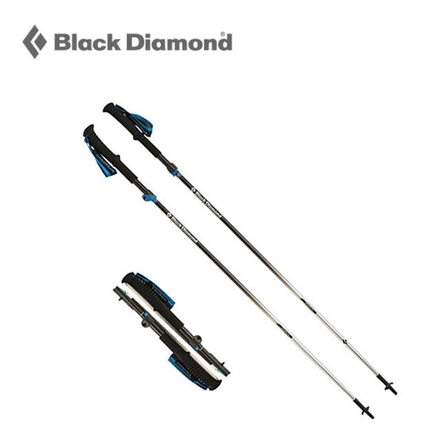 ブラックダイヤモンドディスタンスFLZ Black Diamond Distance FLZ トレッキングポール トレイル ポール トレッキング 登山 BD82336 sp17fw